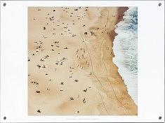 Être Mer, Nazaré, photo & fil d'or