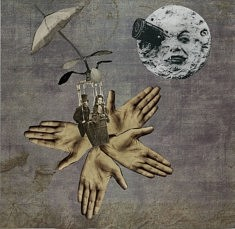 Les mains de Nadar
