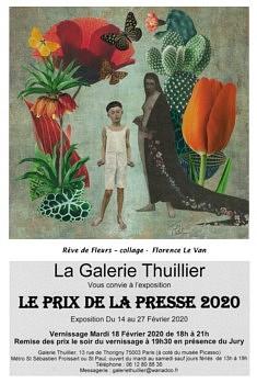 LE PRIX DE LA PRESSE 2020