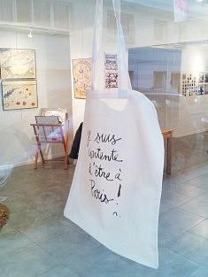 """Exposition collective à la Galerie des AAB, """"Je suis artiste""""."""