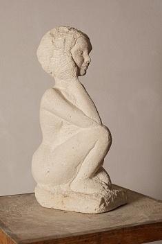 Attente (pierre calcaire de construction - hauteur 40 cm)