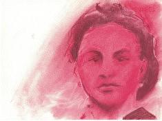 Mademoiselle Javelot rouge