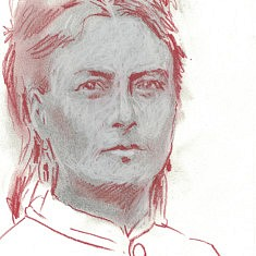 Caroline Baudin, communarde