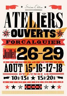 Du 26 au 29 juillet 2019 à Forcalquier