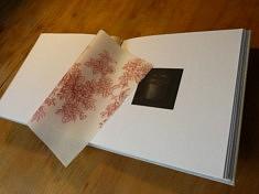 Le mas, livre d'artiste tiré à 10 exemplaires sur l'histoire d'une maison de famille