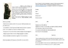 OFFRE DE SOUSCRIPTION SPECIALE PORTES OUVERTES AAB pour LA ROSE DETACHEE