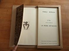 Portfolio La Rose Détachée, Pablo Neruda 2020