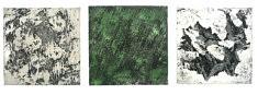Série Vert bitume, eau forte