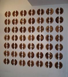 Tranches de vie . 280 x 280 . Galerie 379 . Nancy - 2007
