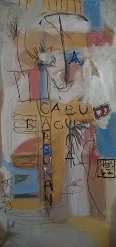 CUBA,  tech mixtes sur isorel, 60x38cm, mars 2016
