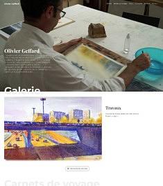 Cours Aquarelle Amateur/Pro Cours pédagogique   http://www.geffard.com