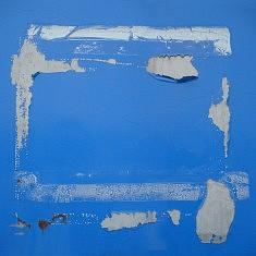 Eraflures 2 - impressoin sur toile, format sur commande