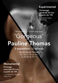 Marie-Isabelle Taddéi présente Gorgeous, Pauline Thomas