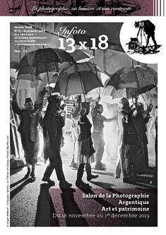 """""""Le Tiré à part"""" Infoto 13x18 N°12 de la revue indépendante de l'Association"""