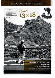 """""""Le Tiré à part"""" Infoto 13x18 N°10 de la revue indépendante de l'Association"""