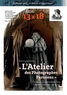 """""""Le Tiré à part"""" Infoto 13x18 N°3 de la revue indépendante de l'Association"""