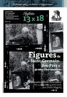 """""""Le Tiré à part"""" Infoto 13x18 N°4 de la revue indépendante de l'Association"""