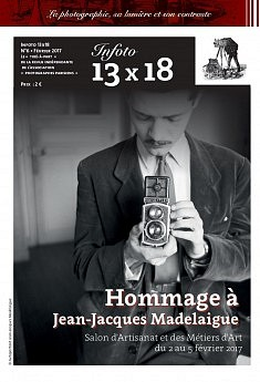 """""""Le Tiré à part"""" Infoto 13x18 N°6 de la revue indépendante de l'Association"""