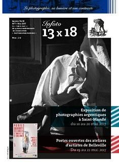 """""""Le Tiré à part"""" Infoto 13x18 N°7 de la revue indépendante de l'Association"""