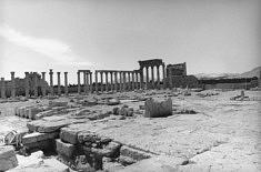 © Monique Martin Cité Antique de Palmyre en Syrie avant la destruction durant la guerre