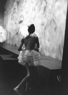 © Olivia De Vidas. Dans les coulisses, en attendant l'entrée en scène…