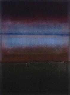pigments sur toile, 60x46, 2012