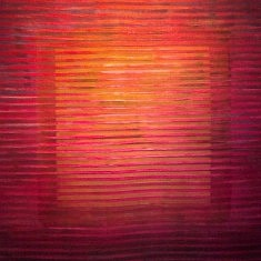 pigments sur toile, 140x140, 2012
