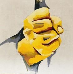 Oser - Acrylique sur toile - 115x115 cm