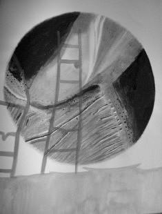 La Lune / 2009 dessin