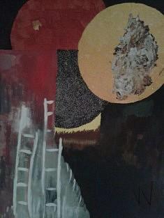 L'Univers / 2009 Peinture