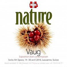 Nature at SwissArt Place - Lausanne